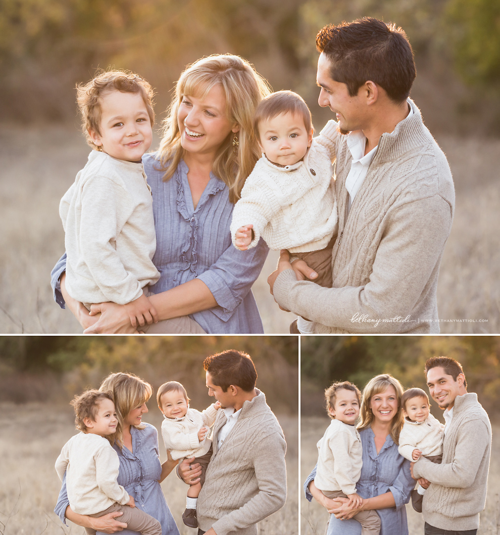 Bay Area Family Photographer  Warm Snuggles and Smiles